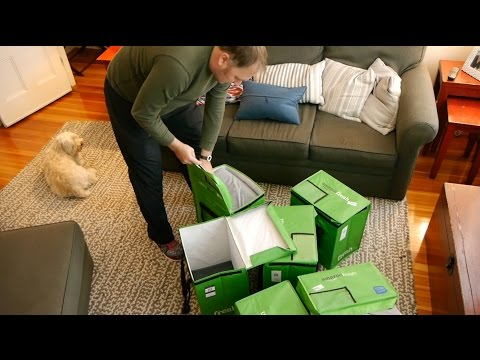 Doug shows you how to get rid of Amazon Fresh totes
