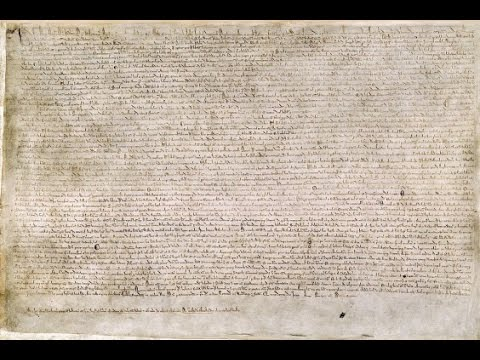 800 Years of Law: Magna Carta Past and Present