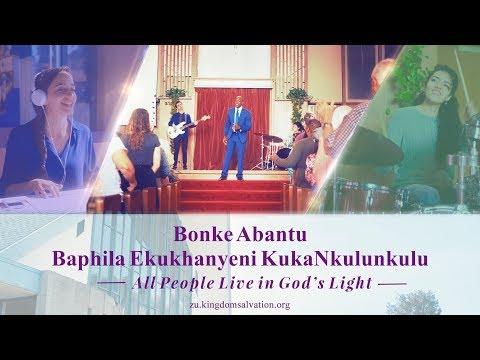 """Thank God for His Salvation """"Bonke Abantu Baphila Ekukhanyeni KukaNkulunkulu"""" Gospel Goes Classical"""