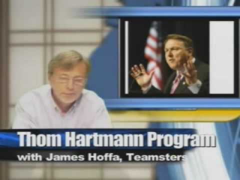 Hoffa threatens blue dog Democrats!