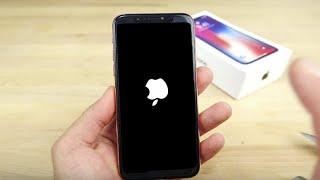 Как убить iPhone Х за 30 секунд? НОВЫЙ БАГ в 2018!