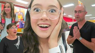 Strangers Pick Out My School Supplies! Haul & GIVEAWAY! FionaFrills