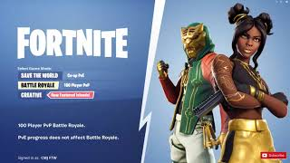 [GRATUIT] Fortnite sur Geforce Now (Saison 8)