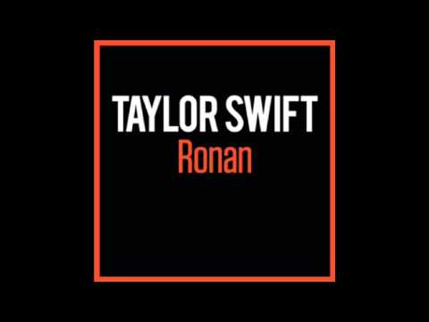 Taylor Swift - Ronan (Stand Up To Cancer)