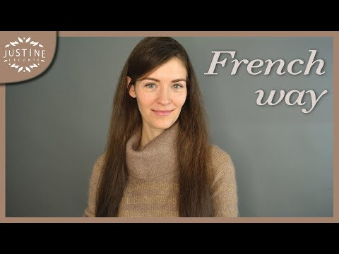 "French makeup & hair | ""Parisian chic"" 