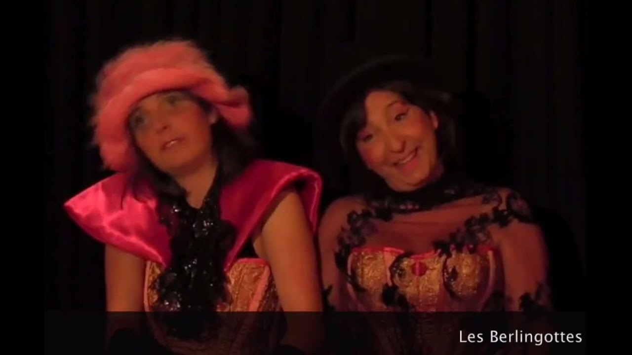 Extraits du spectacle