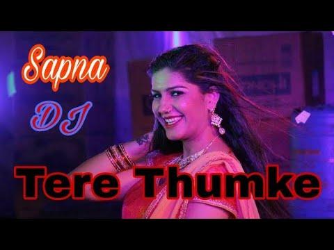 Tere Thumke (Sapna) Hariyanvi || Dance Fast Hard Mix || Dj Jagat Raj