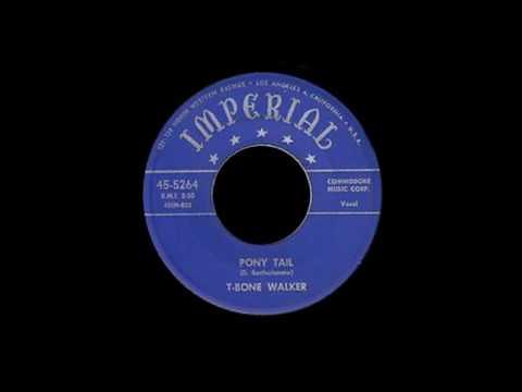 T Bone Walker - Pony Tail