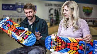 How to Set Up a Skateboard for Beginners
