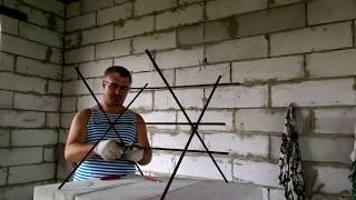 видео Армирование фундаментов своими руками