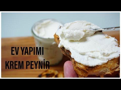 Çocuklar Bayılacak! /Ev Yapımı Krem Peynir/ Figen Ararat