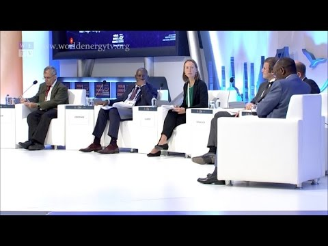 World Energy Congress | Africa Renewables Update: The Reality of Scaling Up