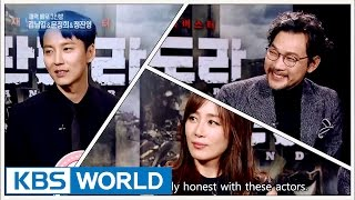 "Interview Movie ""Pandora"":Kim Namgil, Moon Junghee, Jung Jinyoung [Entertainment Weekly/2016.11.28]"
