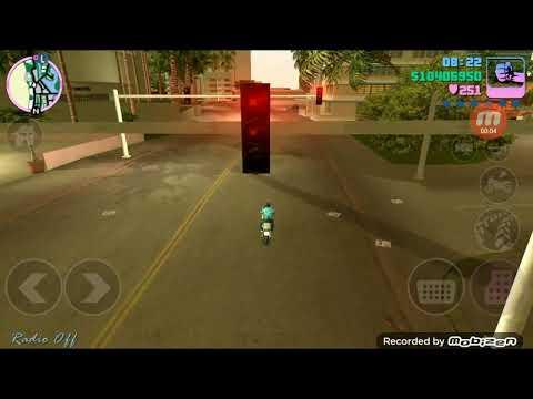 GTA Vice City Weird House Bug