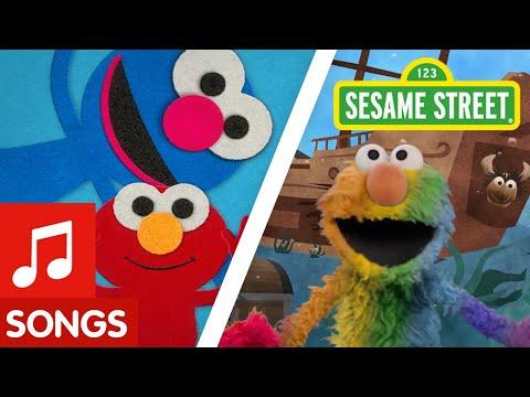 Sesame Street: Two More Hours of Sesame Street Songs!