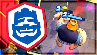 Clash Royale - PRO ROYAL GIANT DECK! CRL Proven
