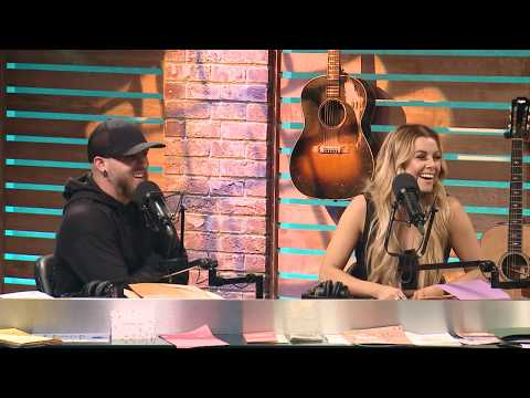 "Brantley Gilbert & Lindsay Ell Discuss Living Up To ""What Happens In A Small Town"" Live On Stage"