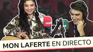 Entrevista a Mon Laferte en directo con BBC Mundo desde Londres