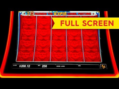 Wonder Woman Bullets & Bracelets Slot - FULL SCREEN, NICE!