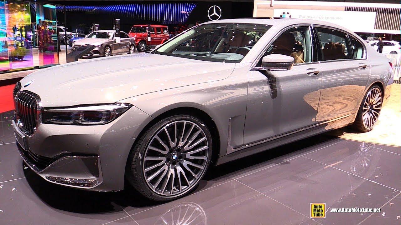 2020 BMW 750Li xDrive - Exterior and Interior Walkaround ...