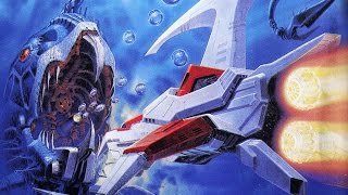 Classic Game Room - DARIUS II review for Sega Saturn