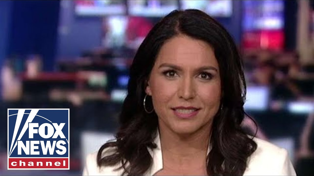 Tulsi Gabbard: This is what's so dangerous about Hillary Clinton