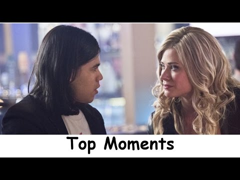 Top Moments The Flash Season 1 Episode 16 Rogue Time