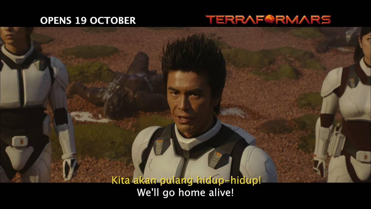 Terraformars Trailer- Subtitle indonesia