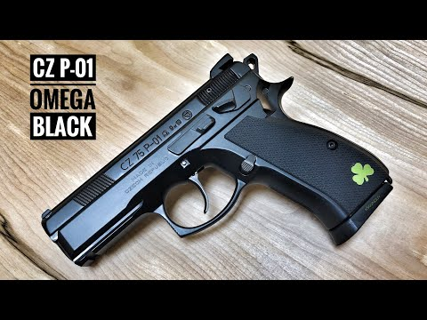 "CZ P-01 Omega ""Black"" - Always A Top Contender"