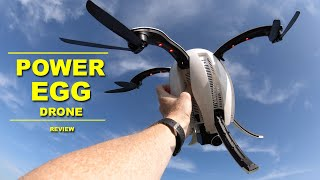 One of the BEST drones for the Price! The Power Egg Drone