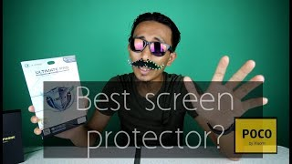 Best Screen Protector for Pocophone F1 ? X One Screen Protector installation