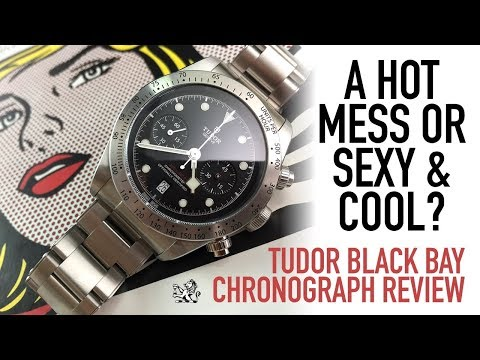 Tudor Black Bay Chronograph Review - Their Most Confusing Wa