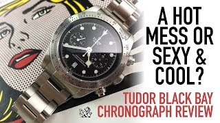 Tudor Black Bay Chronograph Review - Their Most Confusing Watch Or A Genius Daytona Inspired Diver?