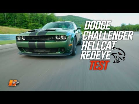 Dodge Challenger Hellcat Redeye  Review Test Drive Routiere Pgm