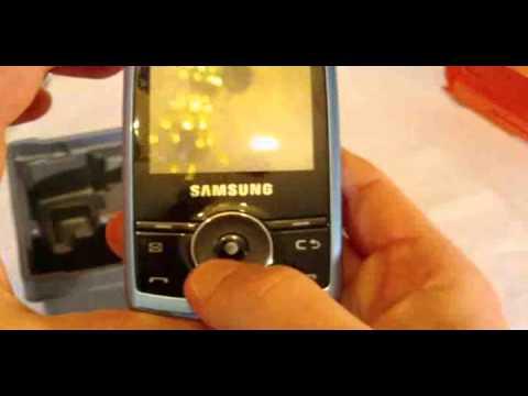 Samsung Propel Unboxing