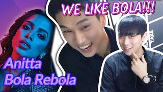 Baixar K-pop Artist Reaction] Tropkillaz, J Balvin, Anitta - Bola Rebola ft. MC Zaac 🔥🔥