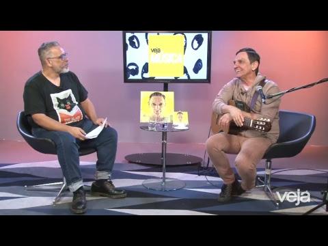 VEJA Música com Paulo Miklos