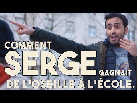 Serge Le Mytho #23 - Comment Serge gagnait de l'oseille à l'école
