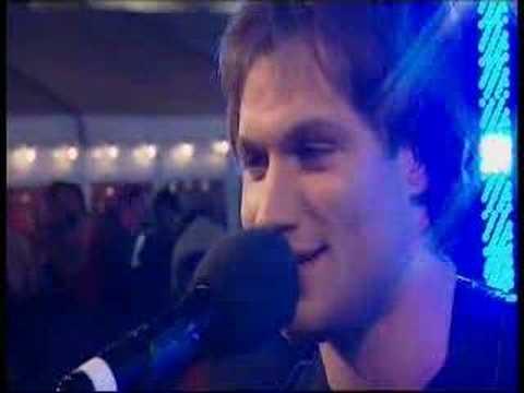 Jamie Scott - standing in the rain - live bbc