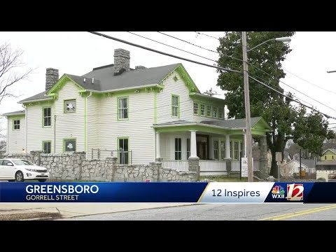 The Historic Magnolia House Reflects On Rich History In Greensboro
