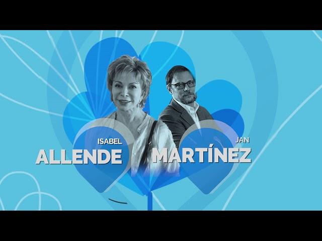 Hay Festival Cartagena 2021: ISABEL ALLENDE, JAN MARTÍNEZ - 28 de enero