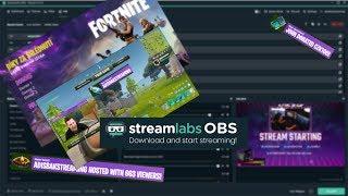Začni streamovat se Streamlabs OBS - nastavení, scény, vylepšení