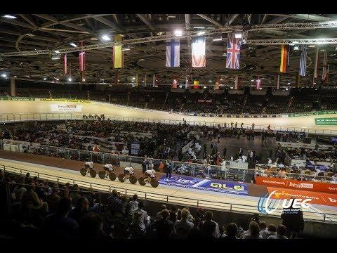 2017 UEC Elite Track European Championships, Berlin (Ger) – Highlights day 2