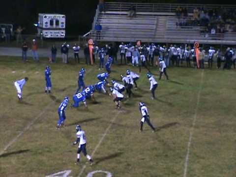 Neal Thomas Appomattox County High School 2010 Highlights