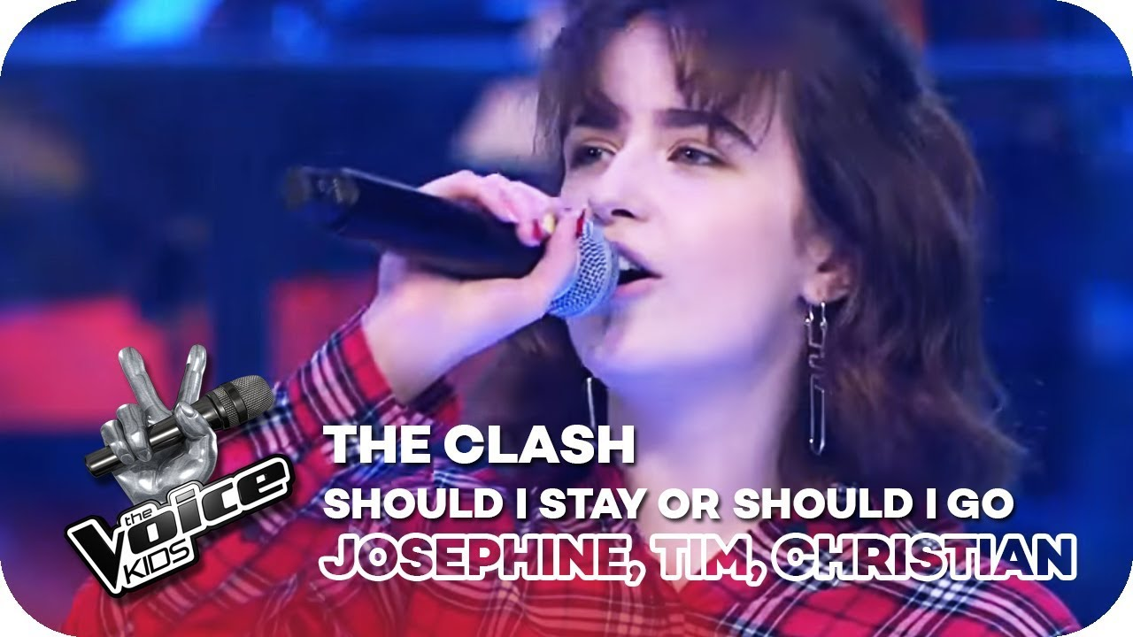 Should I Stay Or Should I Go The Clash Josephine Tim Christian