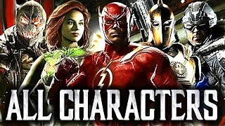 Injustice 2: Combos for Every Character!