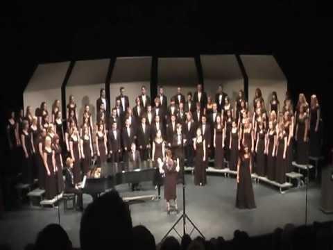Balleilakka - Shawnee Mission West Chorale at KMEA 2012
