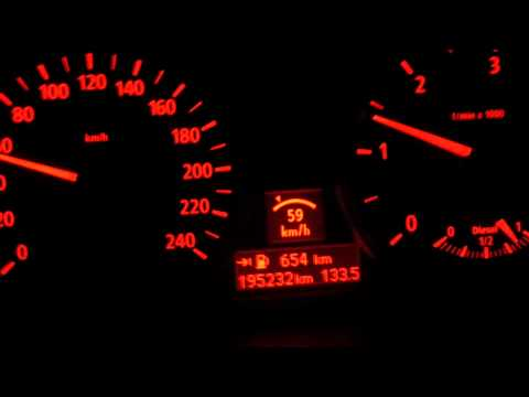 BMW e87 cruise coding - display the speed