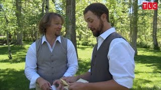 Caleb Reads a Very Sentimental Note From Madison   Sister Wives