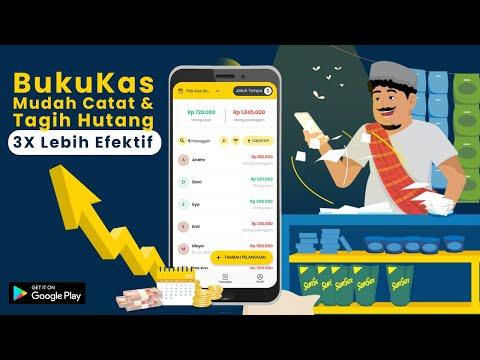 Aplikasi Untuk Catatan Jualan